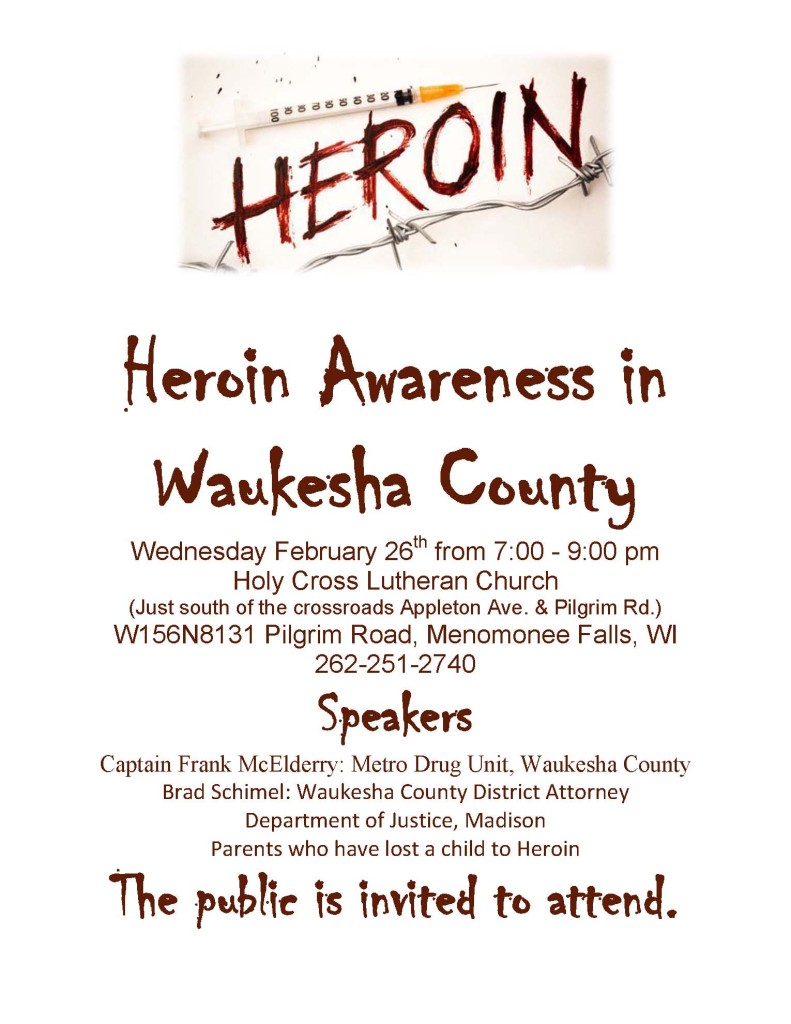 Heroin Awareness