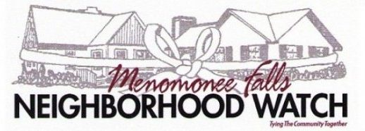 Menomonee Falls Neighborhood Watch – MFNW